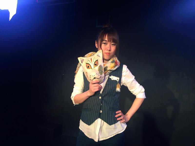 「まがいものの乙女たち」に向けてインタビュー⑧ 安藤美由紀