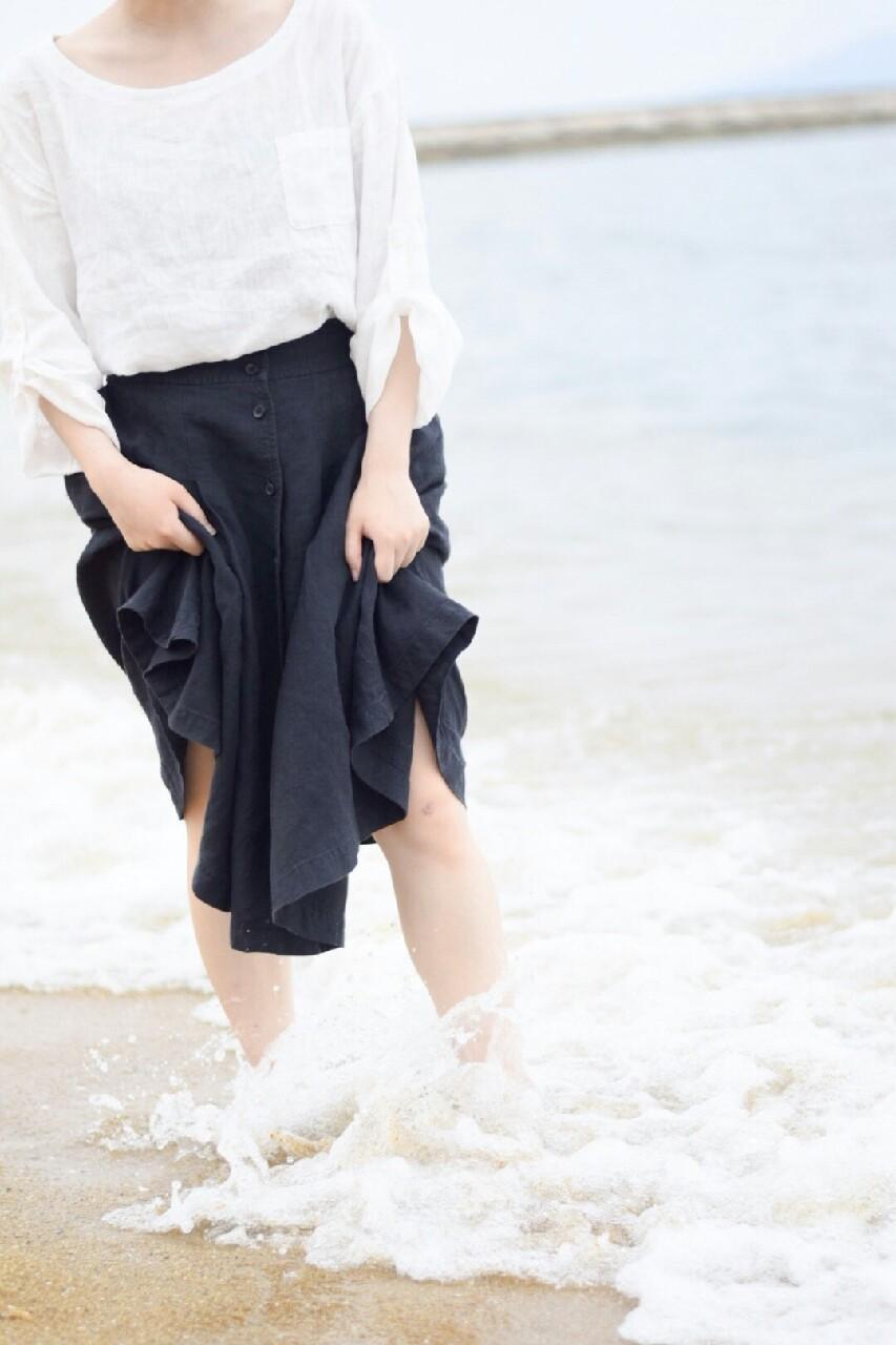 「海をわたる獏」のための情宣写真
