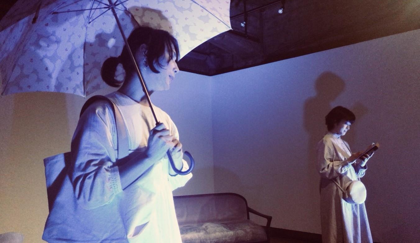 「幸福な山羊王子とおひめさまのはなし」2月公演写真(しろやぎ)